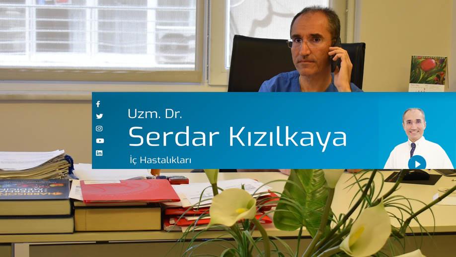 Serdar Kızılkaya İç Hastalıkları Uzmanı Liv HospitalVadistanbul