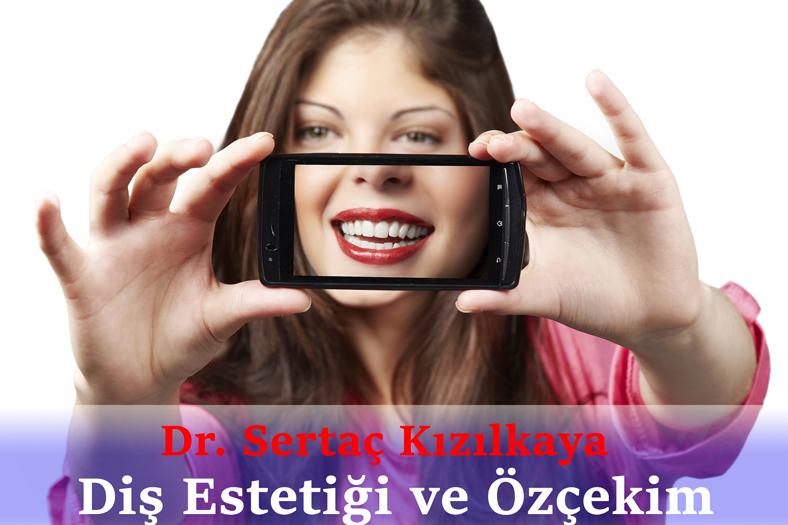 Estetik zirkonyum diş kaplamalar ile porselen diş