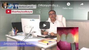 Zirkonyum diş video
